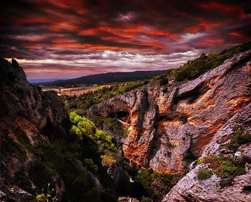 Ventano del diablo III (NO HDR) | by Jose Luis Mieza Photography