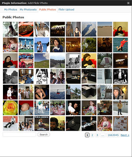 Flickr Manager 2.3 Browse Panel | by tgard86