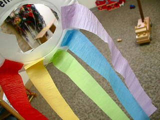 rainbow streamer kites | by kristin :: prairie daze