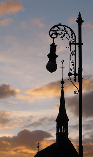 streetlamp blueribbonwinner bej abigfave impressedbeauty sunsetprague diamondclassphotographer flickrdiamond stagnesjosefov