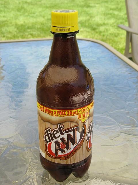 Diet A/W Root Beer