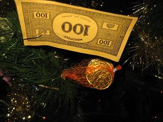 Monopoly money at Christmas | by HowardLake