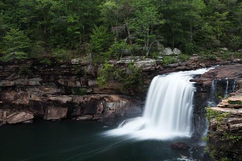 waterfall spring alabama waterfalls littlerivercanyonnationalpreserve may2011
