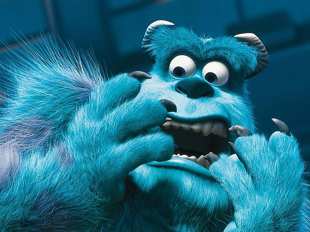 ... Sully Monsters Inc. Wallpaper | by Cthomasuscg