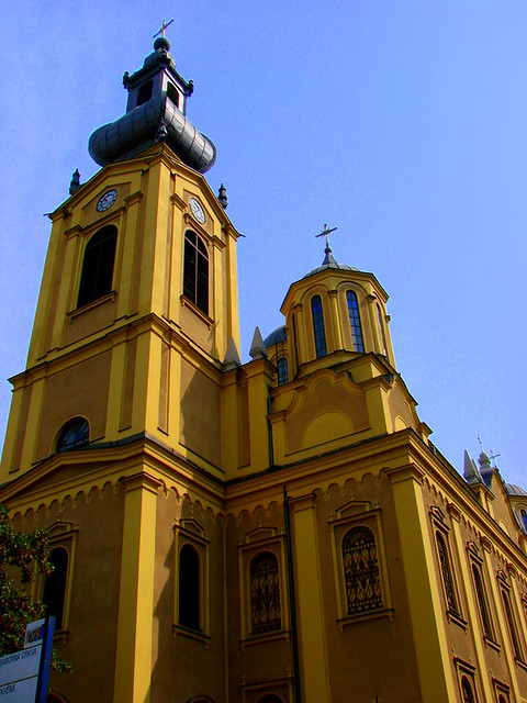Saborna crkva, Sarajevo