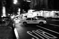 Taxi in New York | by senhormario