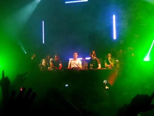 Swedish House Mafia and Benny Benassi | by salanki