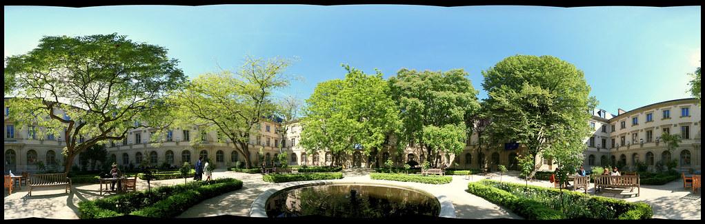 École normale supérieure de Paris.