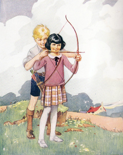 Archery | by Betty Broadbent