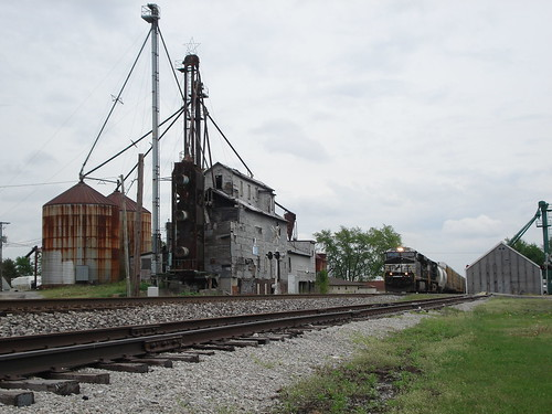 ohio ns trains norfolksouthern leipsic