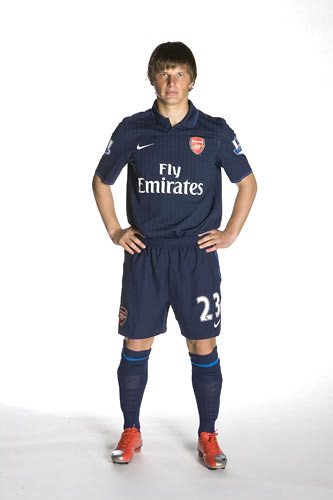 best loved 79d78 34721 Arsenal New Away Kit 09/10. | Arsenal New Away Kit For 2009 ...