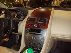 Limpieza coches. Aston Martin DB9.