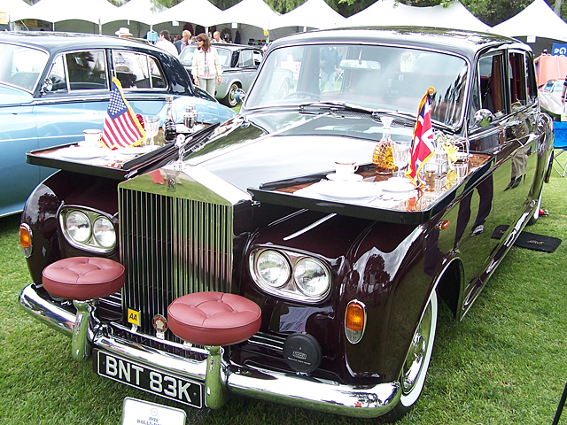 1972 Rolls Royce Phanton VI