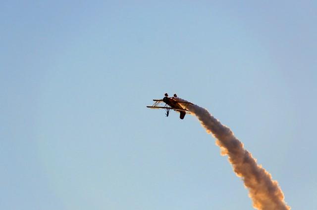 Biplane - #2557