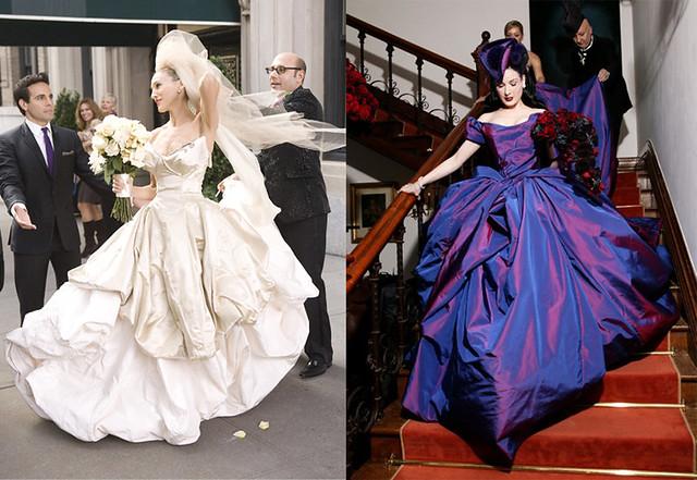 adff43892a ... Vivienne Westwood wedding dresses