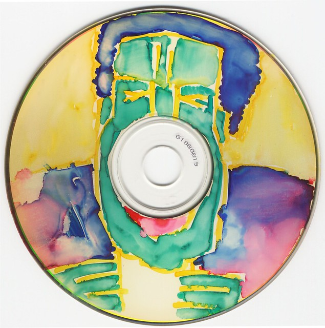 Painting in CD