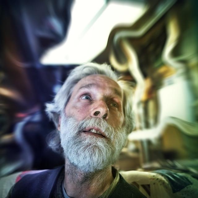 Gilles Roux ( INTERLUDE EXPÉRIMENTAL)