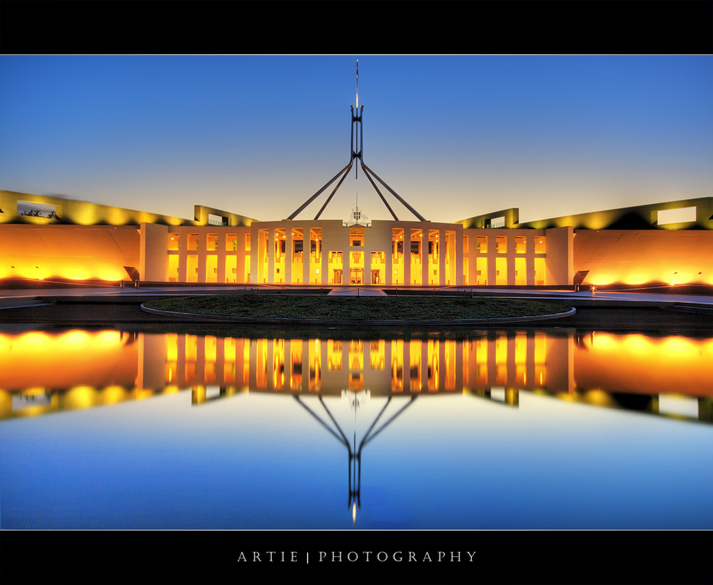 The Australian Parliament House, Canberra :: HDR | Highest P… | Flickr