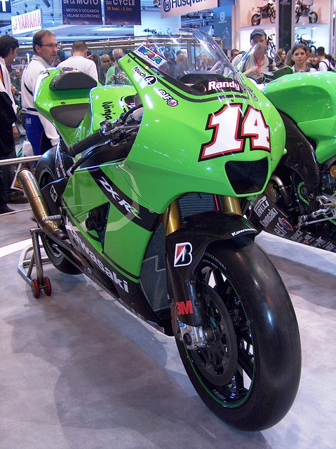 Kawasaki Ninja Motogp 2007 Cédric Janodet Flickr