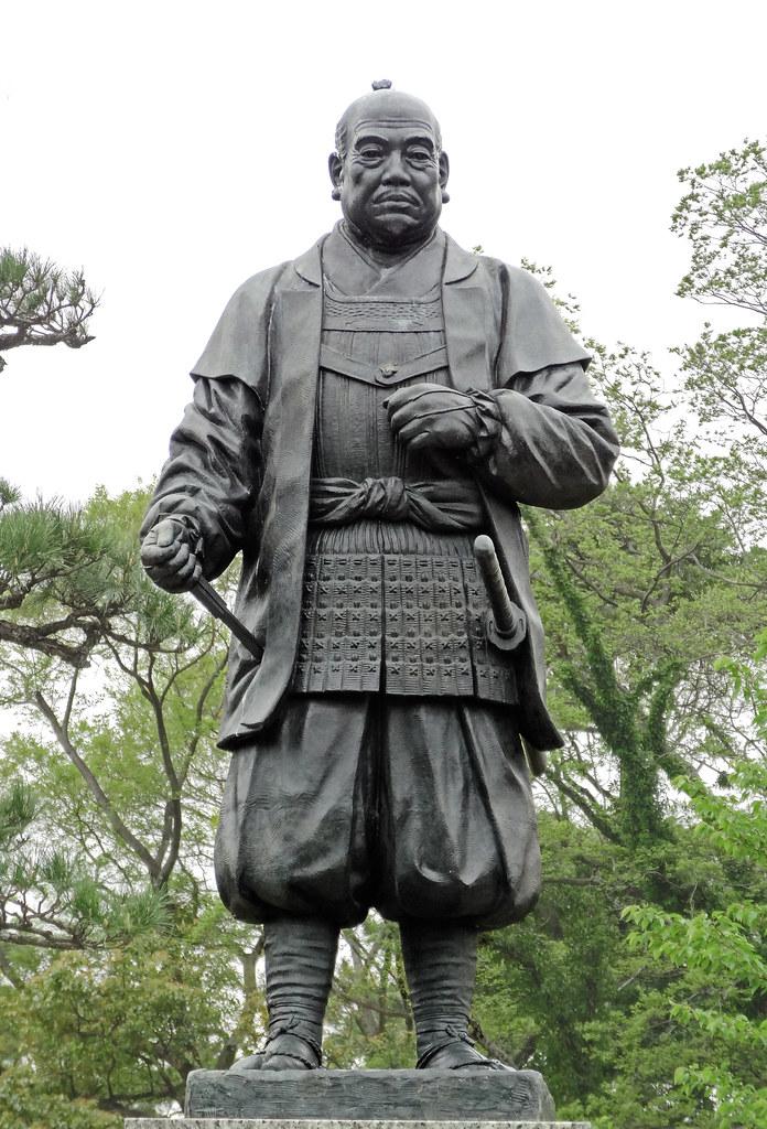 Tokugawa Ieyasu- Unifier of Japan | This statue of Ieyasu st… | Flickr