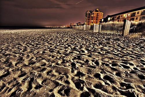 travel shadow beach lights hotel myrtlebeach sand hdr heyitscorie coriehowell