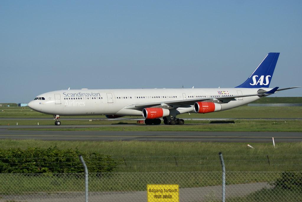 SAS - A340