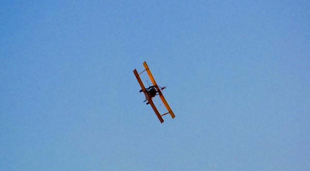 Biplane - #2550