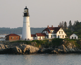 lighthouse -  Portland, ME