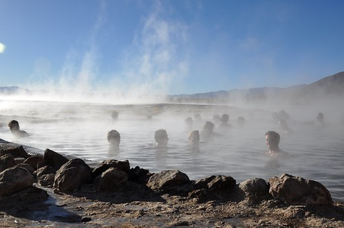 Bolivian Hot Springs | by Nyall & Maryanne
