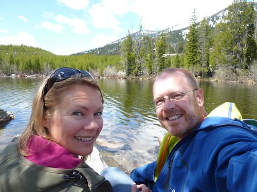 Grand Teton NP - Lake Taggart hike - 4