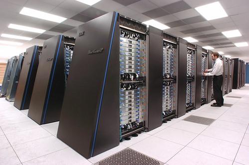 IBM Blue Gene/P | by Argonne National Laboratory