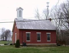 Lebanon, Ohio- Rock Schoolhouse