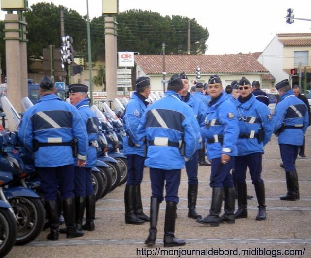 De 32Photo Prise Du Motards Gendarmerie Lors La 36 Départ