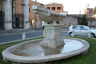 1966 2006 Fontana della Navicella | by Alvaro ed Elisabetta de Alvariis