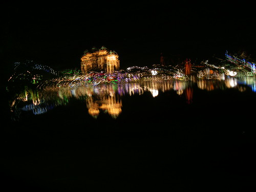 Light Streaks at Lakeside #2 | by CJPolitzki