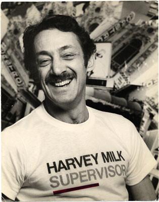 HARVEY MILK ARCHIVES-SCOTT SMITH COLLECTION, HORMEL GAY & LESBIAN CENTER, SAN FRANCISCO PUBLIC LIBRARY.