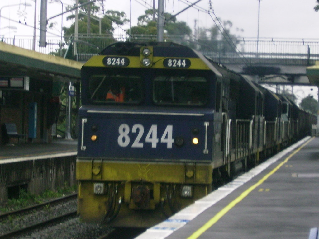 8244 at Thornleigh by G.C XPT
