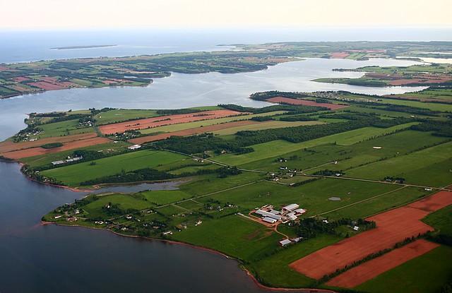 PEI Farmland