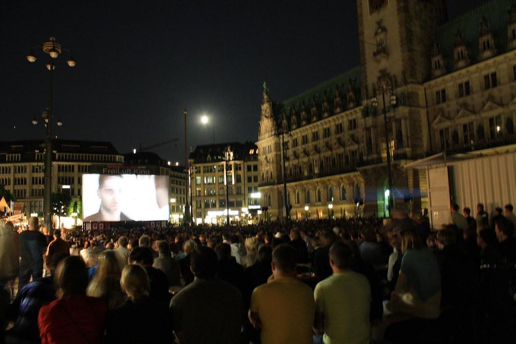 Freiluft Kino Hamburg