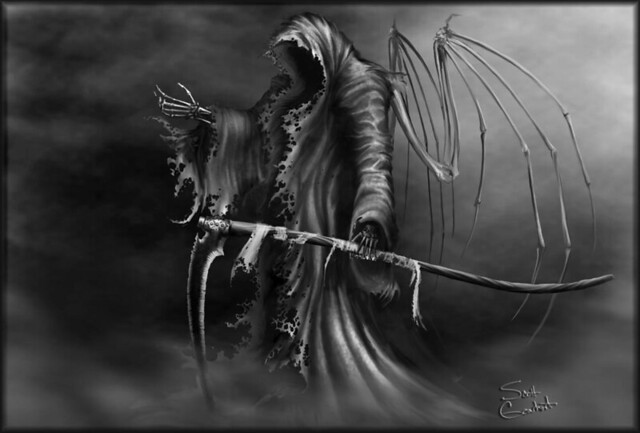 Deaths Dark Angel