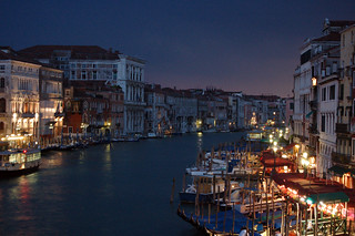 Canal Grande @ Dusk | by Rob Young