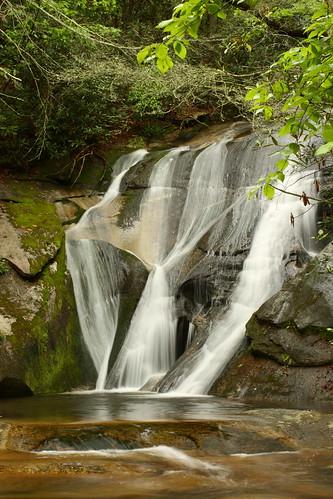 longexposure mountains water creek waterfall nc rocks stream northcarolina wilkescounty stonemountainstatepark abigfave widowscreek davidhopkinsphotography