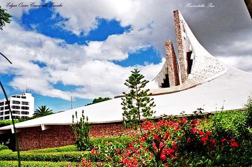 Templo de huexotitla en Puebla Pue.