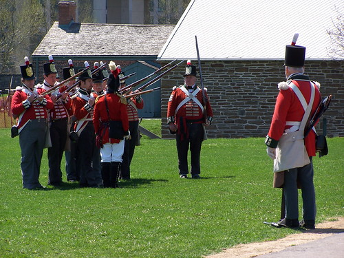 Musket Drill 01   by cetaylor