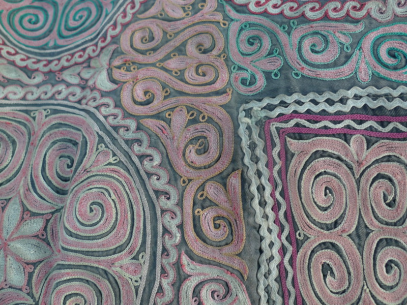 Kazakh Fabric1 closeup