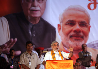 Modi campaings for the BJP | by Al Jazeera English