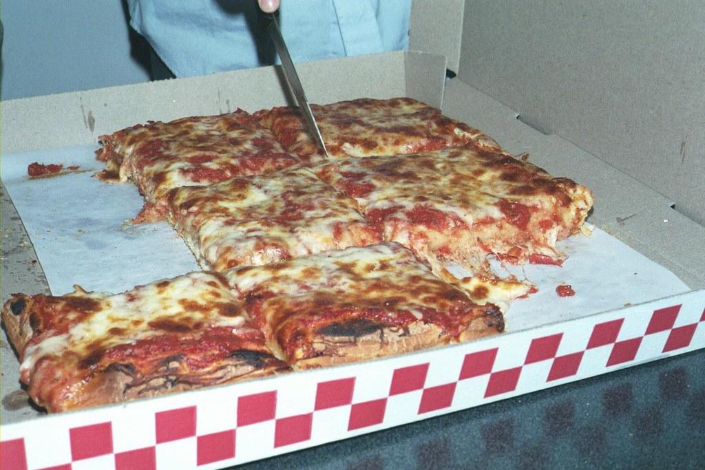 Papa Tony S Sicilian Pizza New Jersey Pizza Friday With Flickr