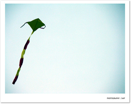Saif : Lonley : Kite