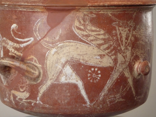 Gorgo - early etruscan
