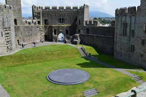 Caernarfon Castle   by Jambeau images